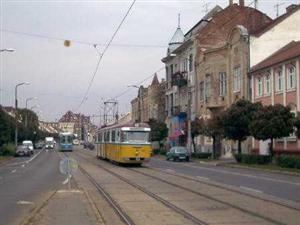 Trams in Debrecen