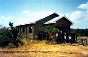 Christadelphian church at Bondo