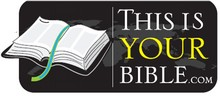 This is your Bible logo